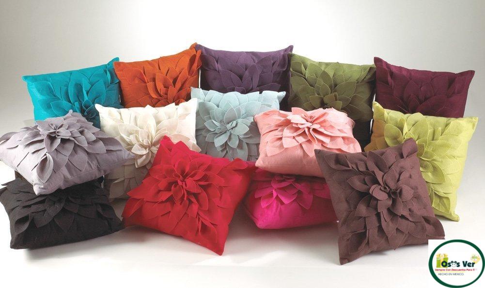Cojines decorativos para salas imagui - Como hacer cojines decorativos ...