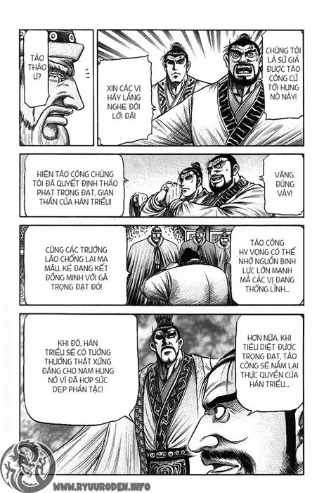 Chú Bé Rồng - Ryuuroden chap 121 - Trang 27