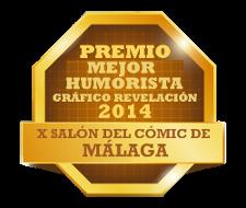 Autor premiado en 2014