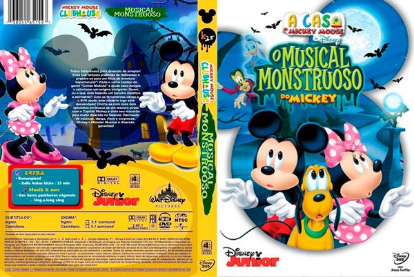 A Casa do Mickey Mouse O Musical Monstruoso do Mickey DVDRip Dual Áudio O 2BMUSICAL 2BMONSTRUOSO