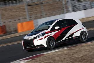 Toyota Yaris Turbo