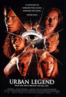 Watch Urban Legend (1998) movie free online