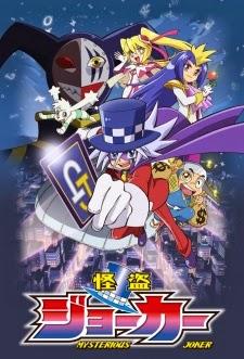 Kaitou Joker - Siêu trộm bí ẩn Joker