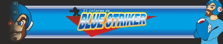 El informe de Blue Striker