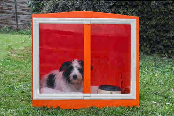 Soundproof Kennel