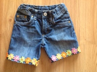 embellished shorts
