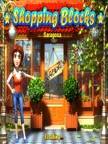 Free Download Games - Shopping Blocks