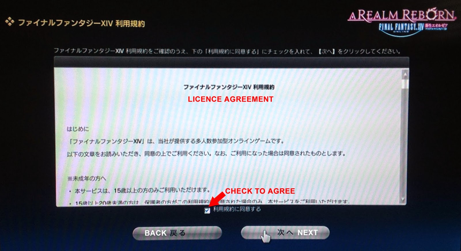 fhow to use ffxiv activation key