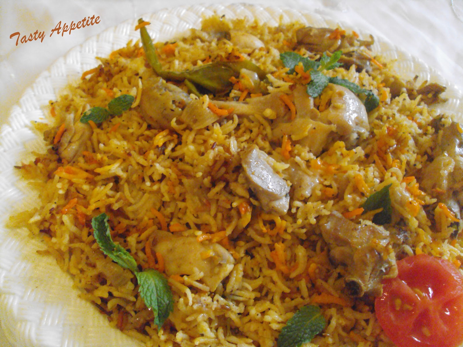Hyderabadi biryani indian biryani recipes forumfinder Images