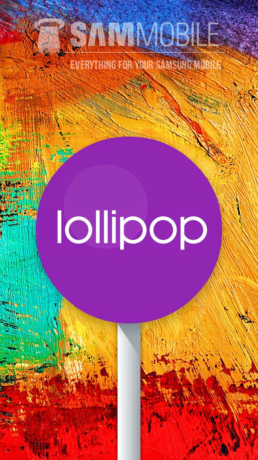 Android 5.0 lollipop sur Galaxy note 3