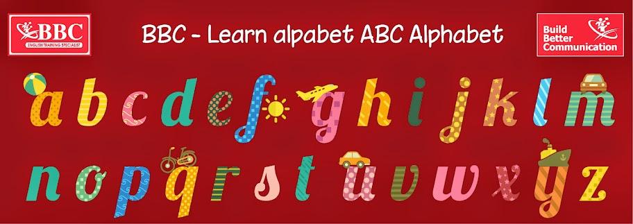 German Alphabet - Rocket Languages