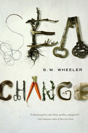 Book Cover: Sea Change by S.M. Wheeler