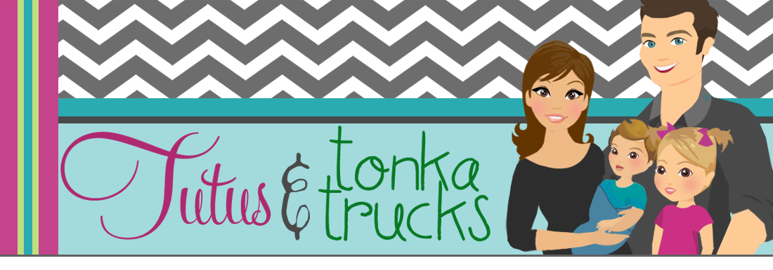 Tutus &amp; Tonka Trucks