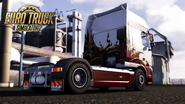 Euro Truck Simulator 2 Download Free Full Version PC Poster