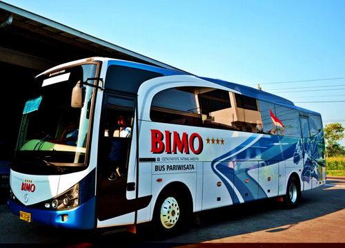 PO Bimo, Bus Pariwisata & Car Rental