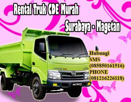 Rental Truk CDE Murah Surabaya - Magetan