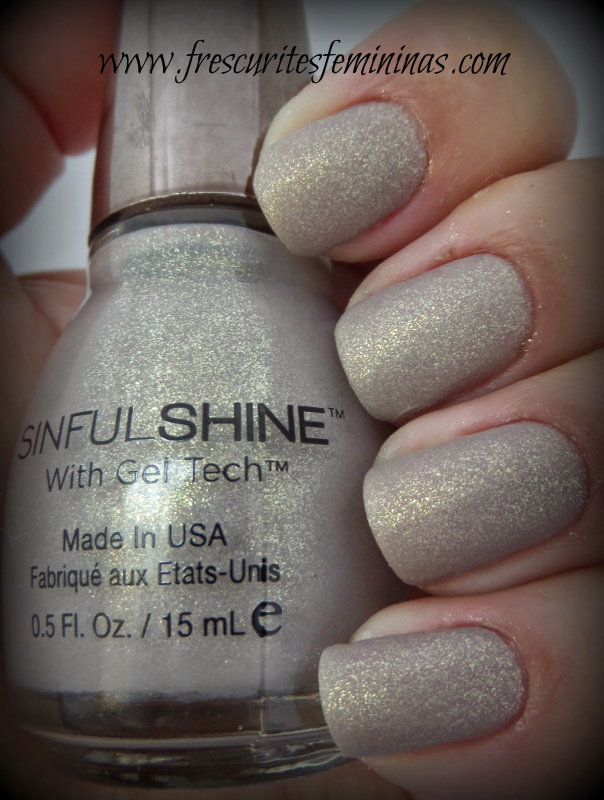 Sinfulshine, sinfulcolors, sinful shine, Prosecco, gel tech, frescurites femininas, matte top coat, cobertura mate