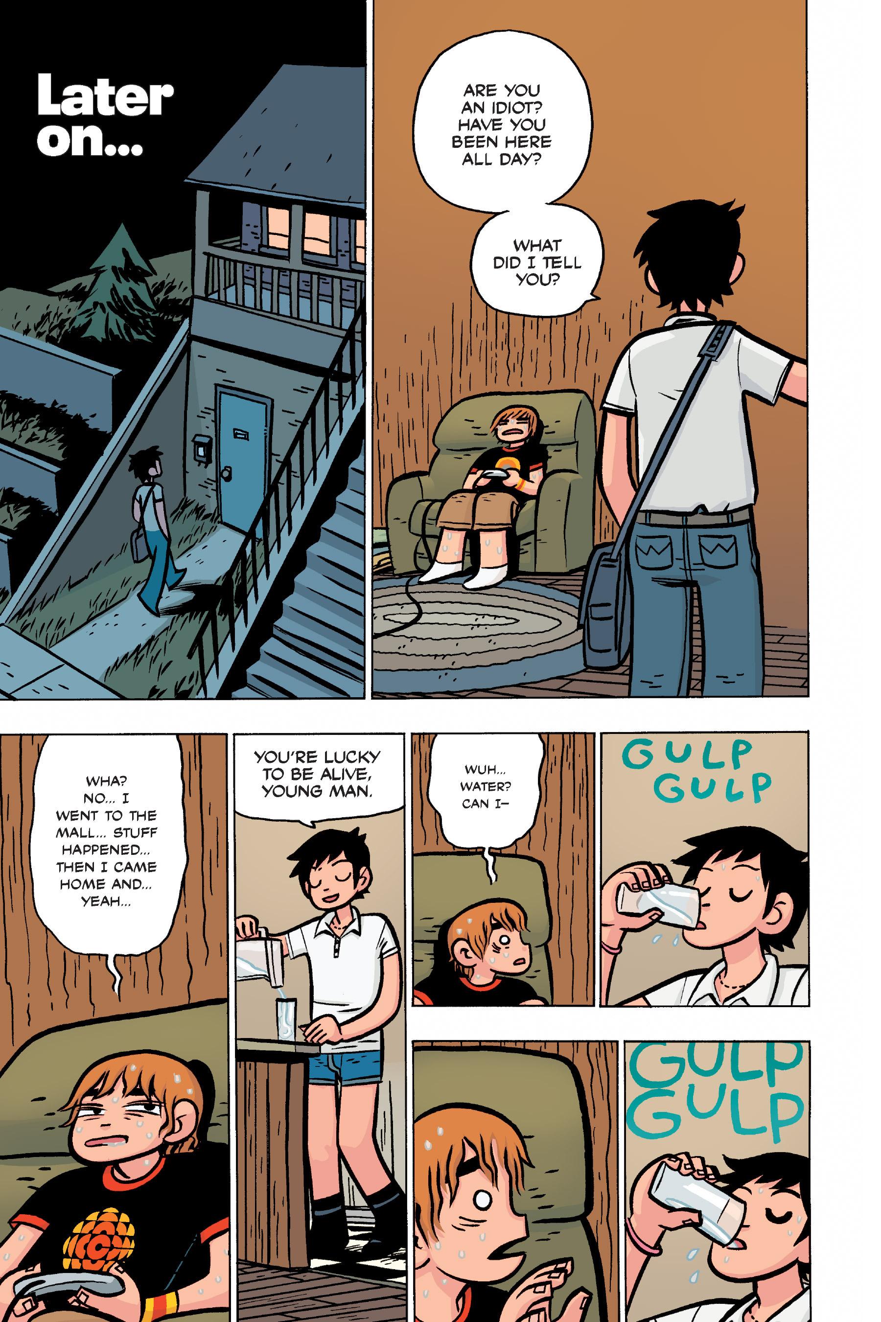 Read online Scott Pilgrim comic -  Issue #4 - 41
