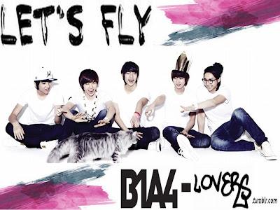 ↘K P O P in: B1A4- OK lyrics Romanization + English Trans
