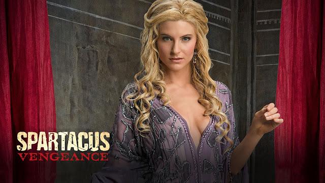 Viva Bianca Spartacus Vengeance TV Series