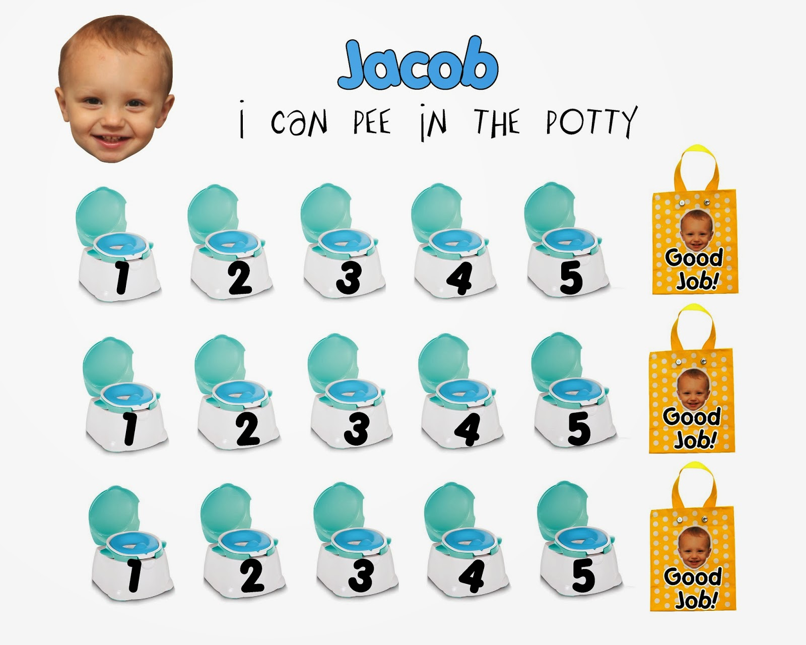 blue sky parent how to make a customized potty chart photocopy again as many copies as you think you will need be sure to keep a scan or a paper copy before you start applying stickers so that you can make