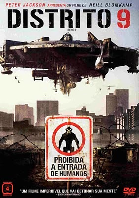 Distrito 9 – Dublado (2009)
