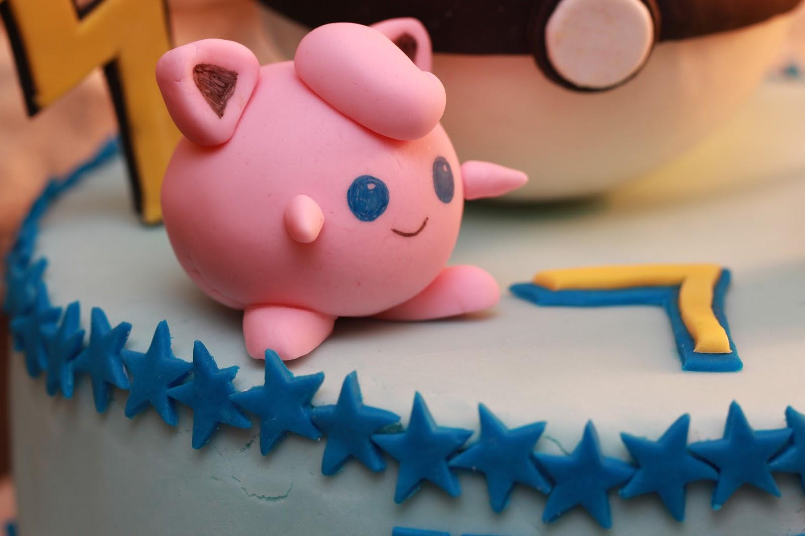 Très Recette Land : Recette de Mon gâteau pokemon sur L'Accroc au sucre  DS01