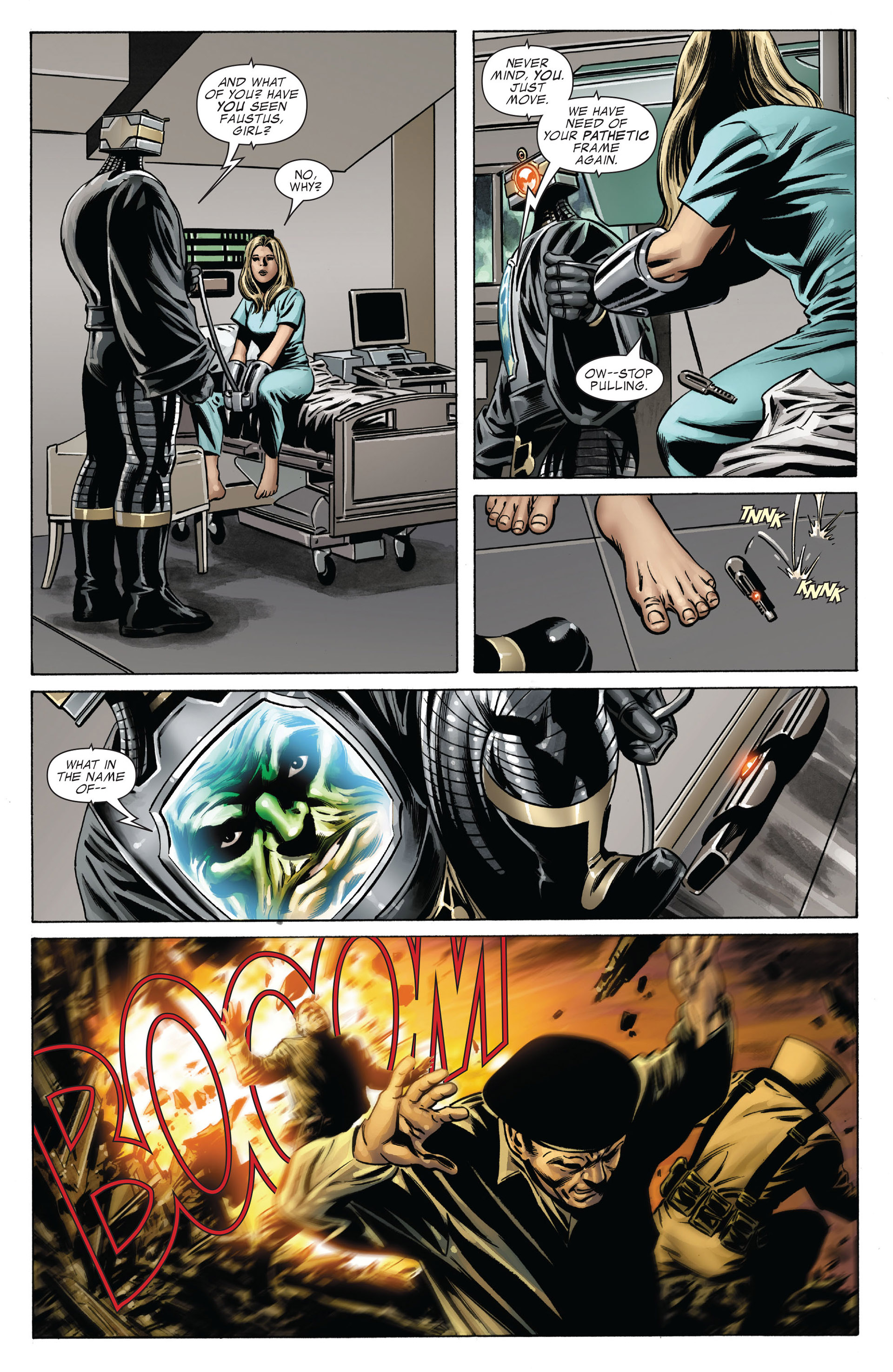 Captain America (2005) Issue #41 #41 - English 20