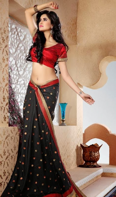 Kaneesha Hot Indian Saree Dresses Collection 2013-14 For Girls & Women