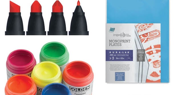 Alisaburke art supplies my current favorites for Chroma mural paint markers