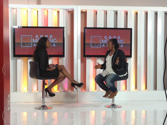 patience ozokwor on good morning africa