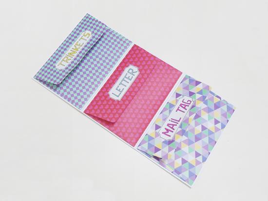 Petite blasa c mo decorar cartas 10 - Como decorar un sobre ...