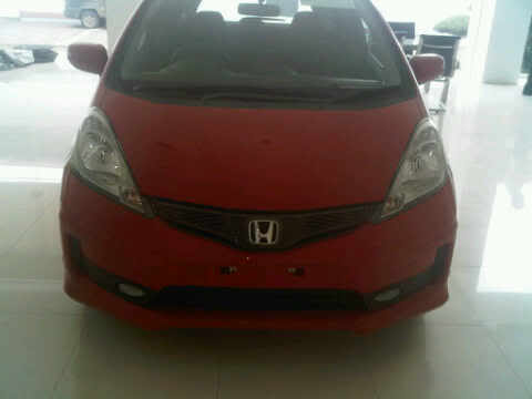 Honda Jazz MMC (Facelift) 2011