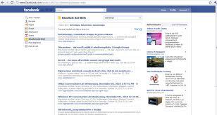 Cerca su Facebook