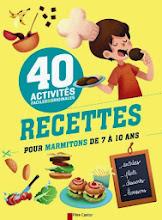 Des livres culinaires pour nos enfants