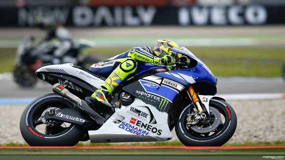 Rossi Juara Assen 2013