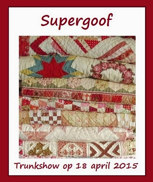 Supergoof Trunkshow op 18 april bij Atelier Hartendief