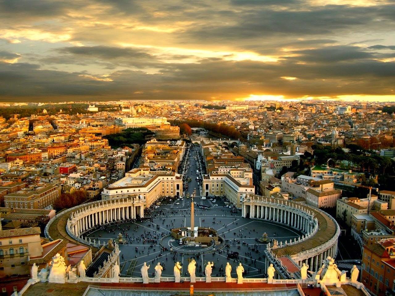 Melhores lugares roma