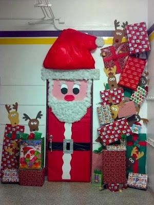 La maestra noem ud 5 llega la navidad recursos for Decoracion de aula para navidad