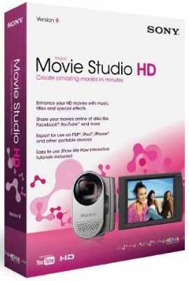 Vegas Movie Studio HD 11.0.42