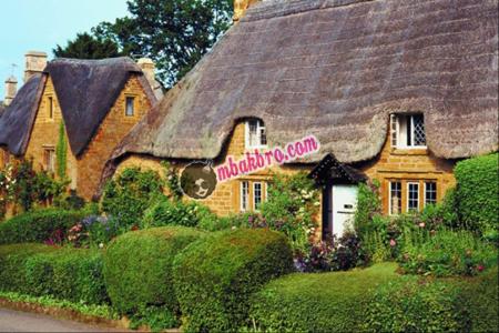 Rumah di Oxfordshire