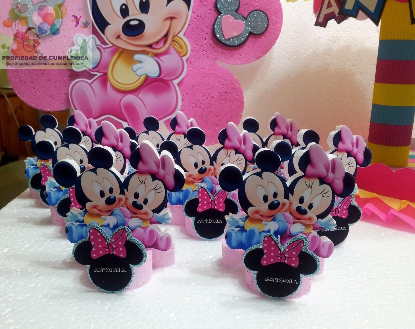 Decoracion Minnie Baby ~ DECORACIONES INFANTILES MINNIE MOUSE BABY