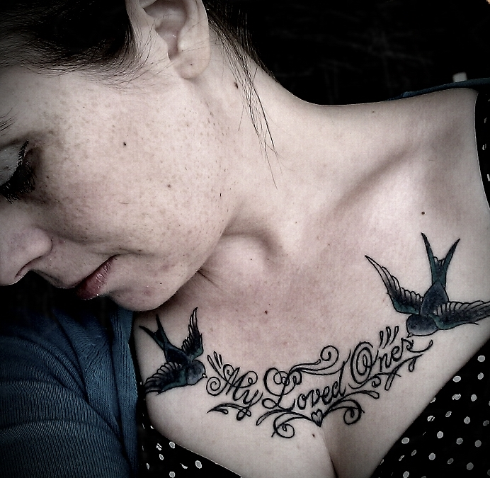 Sometimes Sweet: Tattoo Tuesday V.82