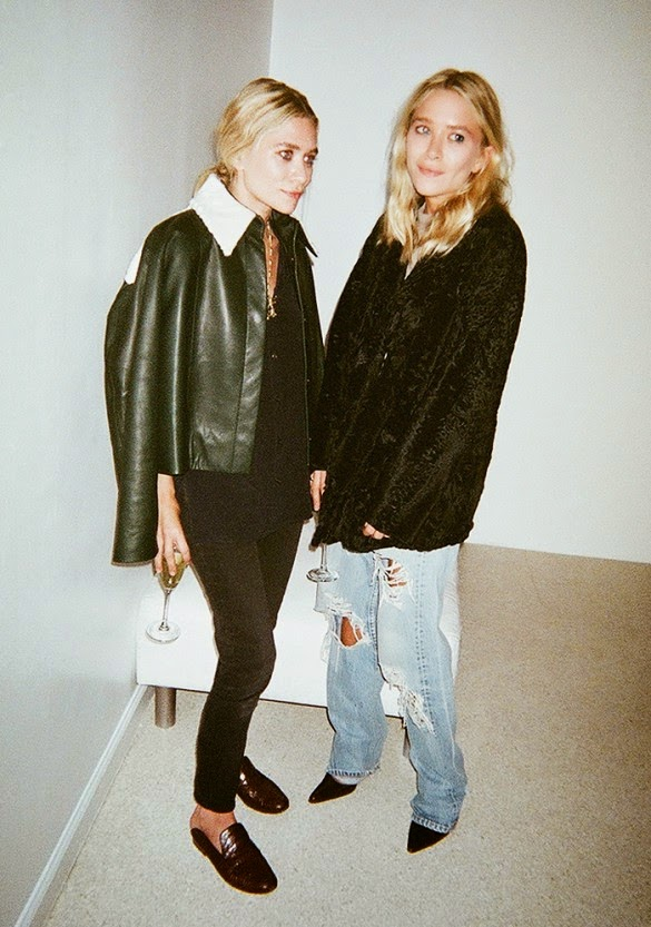 mary kate and ashley fashion blog personal style post blogger