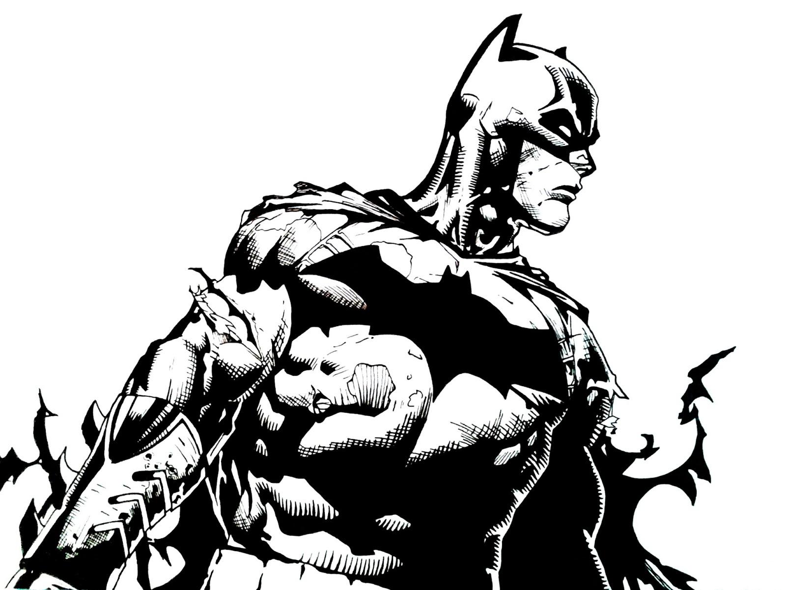 Eo 39 s gallery batman - Dessins de batman ...