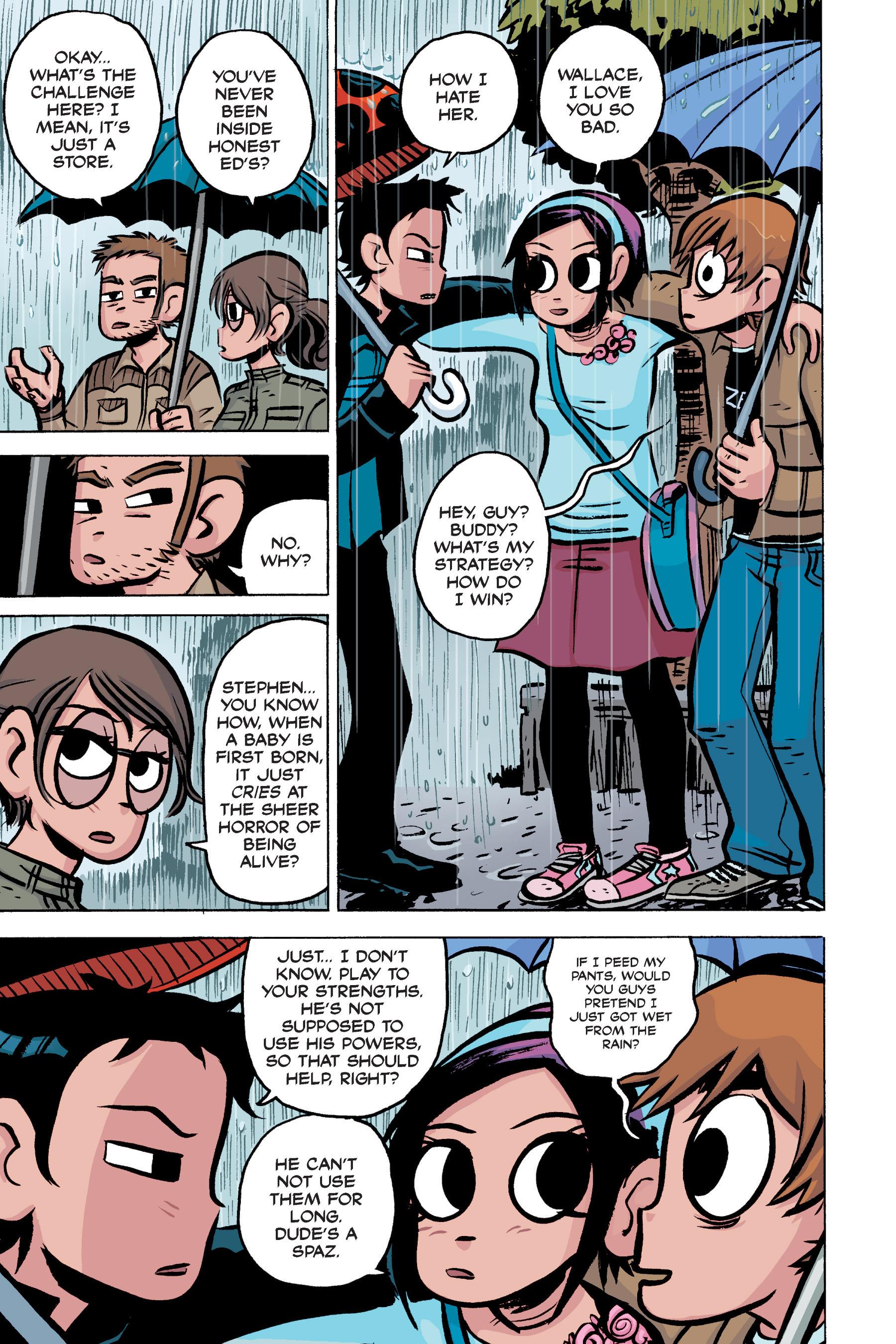 Read online Scott Pilgrim comic -  Issue #3 - 63