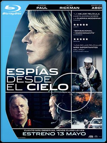 Espías Desde El Cielo (2015) BrRip 720p Latino
