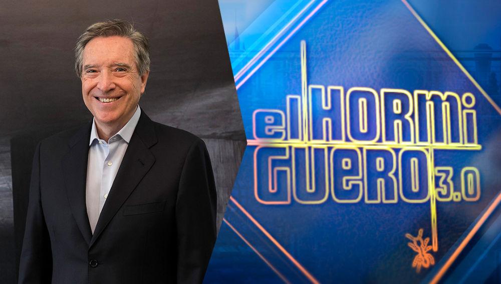 """HOY, 21:45 H. GABILONDO EN """"EL HORMIGUERO"""""""