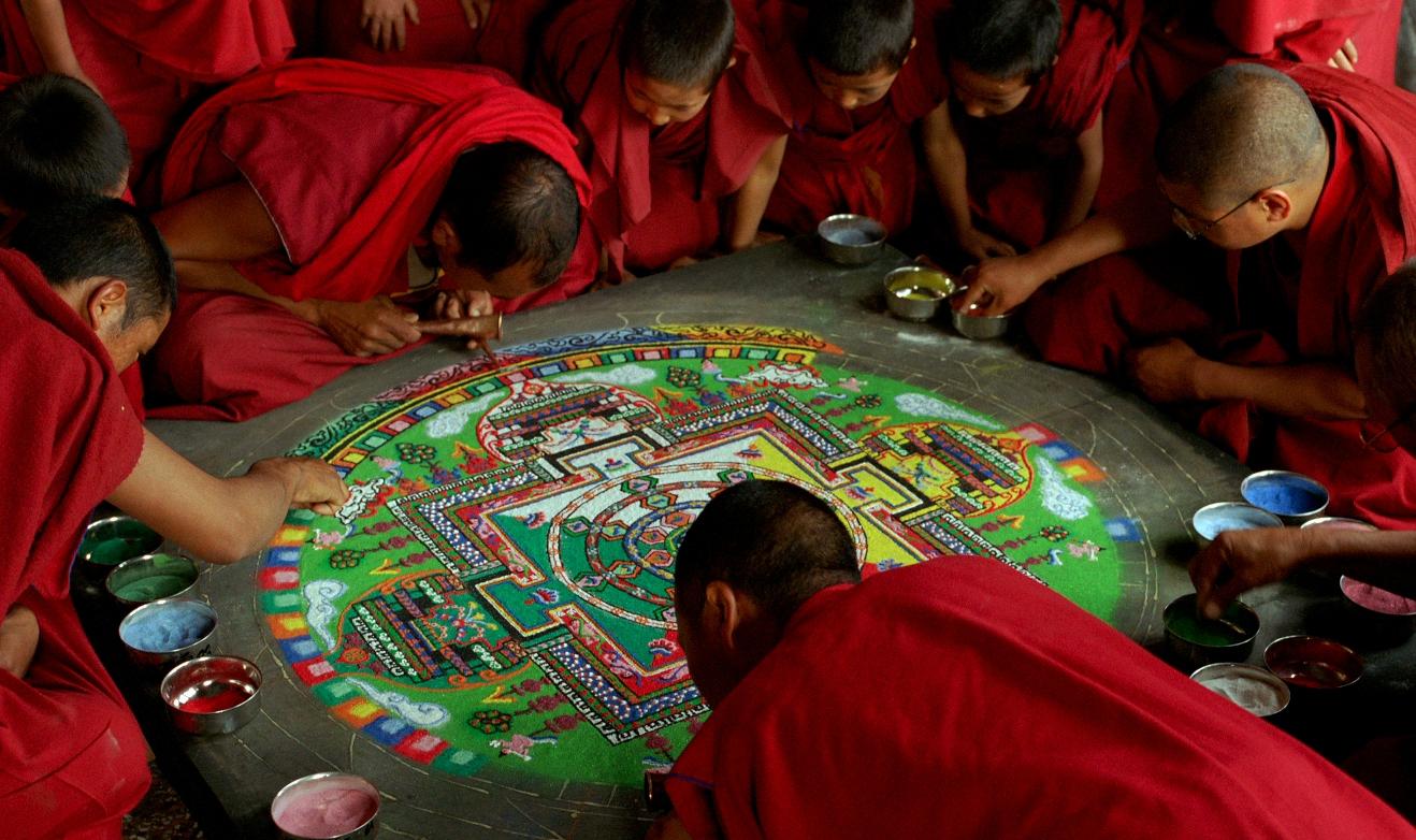Samsara 2011 movie