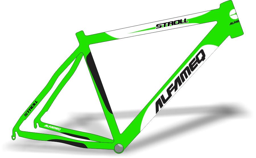 Armario Jardin Resina ~ Stickers Design Adesivo bike Alfameq Stroll